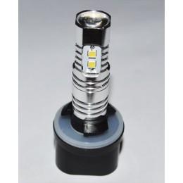 Автомобильная светодиодная лампа с цоколем Н27(880)-Samsung 2323 в противотуманные фонари