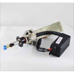 Комплект светодиодных ламп 7е поколение в основные фонари G9X под цоколь Н1 23W 3600 Люмен/Комплект