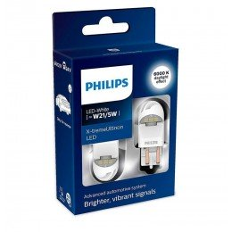 Светодиодные лампы Philips 11066XUWX2 X-tremeUltinon LED gen2 W21/5W