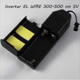 Инвертор для холодного неона серии IPSF1 3V(АА*2) 300-500cm/150-250cm