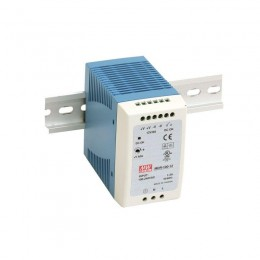 Блок питания Mean Well На DIN-рейку 90 Вт, 12V, 7.5 А MDR-100-12