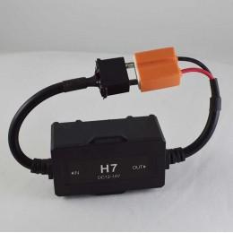 Обманка бортового компьютера, Can шины с фильтром, цоколь H7