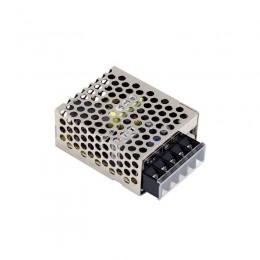 Блок питания Mean Well в корпусе 15.6 Вт, 12V, 1.3 А RS-15-12