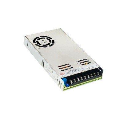 Блок питания Mean Well в корпусе с ККМ 320.4 Вт, 12V, 26.7 А RSP-320-12