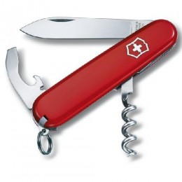 0.3303 Ніж Victorinox Swiss Army Waiter червоний