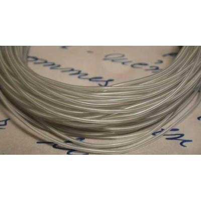 Электролюминесцентный провод (холодный гибкий неон) III поколение, диаметр- 2.6мм., цвет- бирюзовый