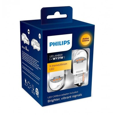 Светодиодные лампы Philips 11065XUAXM X-tremeUltinon LED gen2 WY21W
