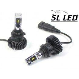 LED лампы в головной свет серии SX5 Цоколь HB4/9006/P22d, 25W, 3000 Люмен/Комплект