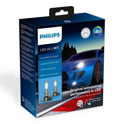 Светодиодные лампы H7 Philips 11972XUWX2 X-tremeUltinon LED gen2