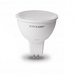 LED Лампа EUROLAMP EKO dimmable MR16 5W GU5.3 4000K