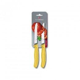 Ніж кухонний Victorinox SwissClassic Tomato & Sausage (6.7836.L118B)