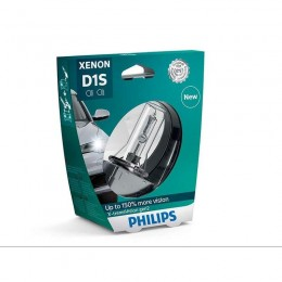 Ксеноновая лампа D1S Philips 85415XV2S1 X-tremeVision gen2 +150% (блистер)