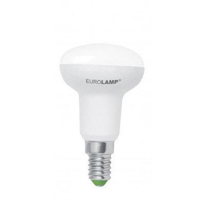 LED Лампа EUROLAMP EKO R50 6W E14 3000K