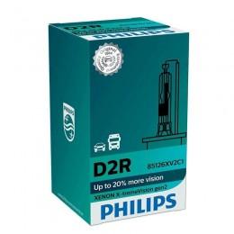 Ксеноновая лампа D2R Philips 85126XV2C1 X-tremeVision gen2 +150%