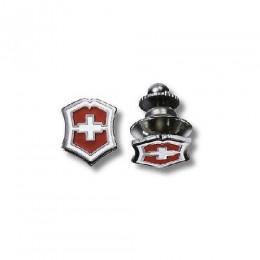 Значок Victorinox Swiss emblem червоний (4.1888)