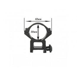 Крепление на оружие для фонаря (Байонет 18 мм)