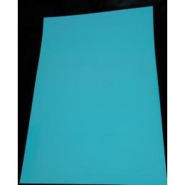Электролюминесцентная панель (EL панель) 1200*800 мм. Цвет Голубой