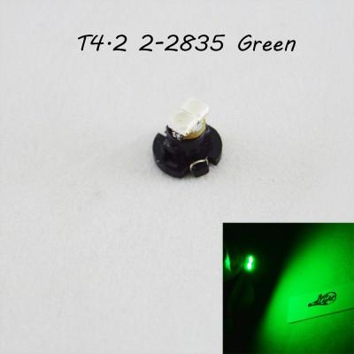 LED лампа в подсветку приборной панели, цоколь T4.2 2-2835 SL LED