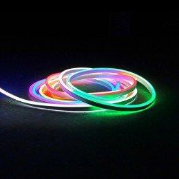 Светодиодный неон SL FLEX ( Неон Флекс, FlexNeon) 8*16 мм. 80-5050 12V RGB