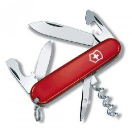 0.3603 Ніж Victorinox Swiss Army Tourist червоний