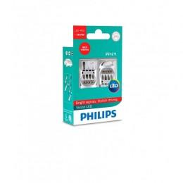 Светодиодные лампы Philips 12838REDX2 Vision LED W21W