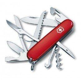 1.3713 Ніж Victorinox Swiss Army Huntsman червоний