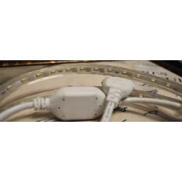 Светодиодная лента 220 Вольт 3014  120 led/метр.Белый