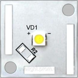 Печатная плата со светодиодом NICHIA 150mA