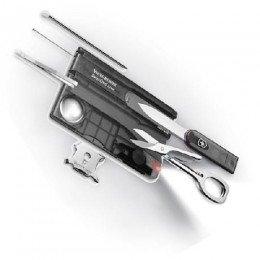 0.7333.T3 Набір Victorinox Swiss Card Lite чорний