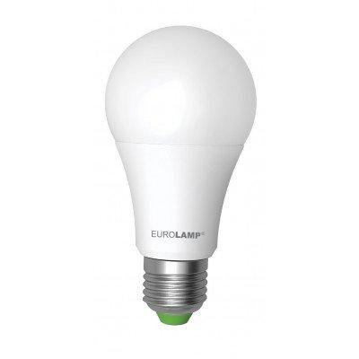 LED Лампа EUROLAMP EKO A60 10W E27 4000K