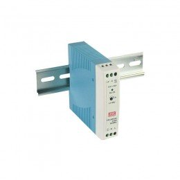 Блок питания Mean Well На DIN-рейку 20 Вт, 12V, 1.67 А MDR-20-12