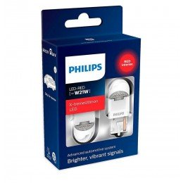 Светодиодные лампы Philips 11065XURX2 X-tremeUltinon LED gen2 W21W