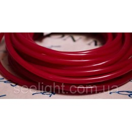 Электролюминесцентный провод (холодный гибкий неон) III поколение, диаметр- 5мм., цвет- пурпурный