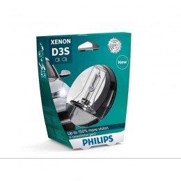 Ксеноновая лампа D3S Philips 42403XV2S1 X-tremeVision gen2 +150% (блистер)