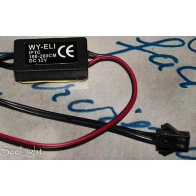 Инвертор для холодного неона серии IPTC 12V 100-200cm/50-100cm