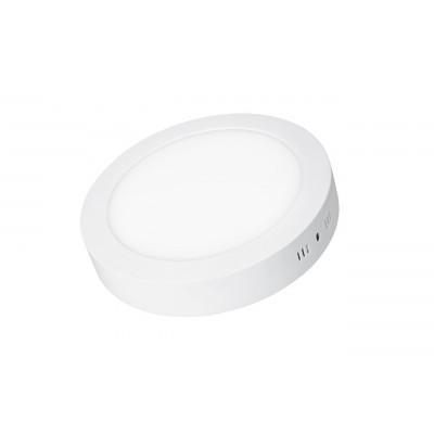 LED Светильник EUROLAMP круглый накладной Downlight 6W 4000K