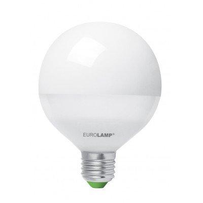 LED Лампа EUROLAMP EKO G95 15W E27 4000K