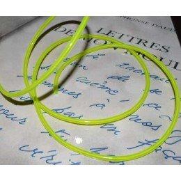 Электролюминесцентный провод (холодный неон) III поколение, диаметр- 5мм., цвет- лимонно-зеленый