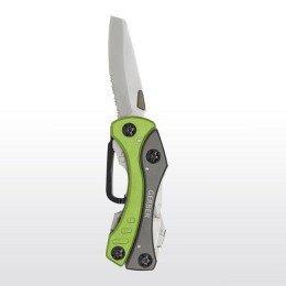 Мультитул Gerber Crucial Tool зелений в коробці