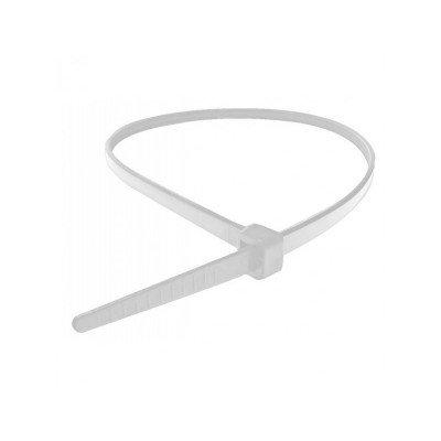 Кабельная стяжка 3,6*100мм с кольцом 100шт (арт.LS-87534)