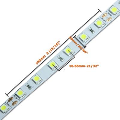 Светодиодная лента 5050 60 led/метр. Белый, Теплый Белый Премиум