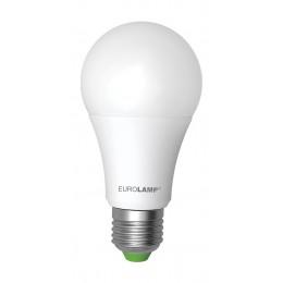 LED Лампа EUROLAMP EKO A60 12W E27 4000K