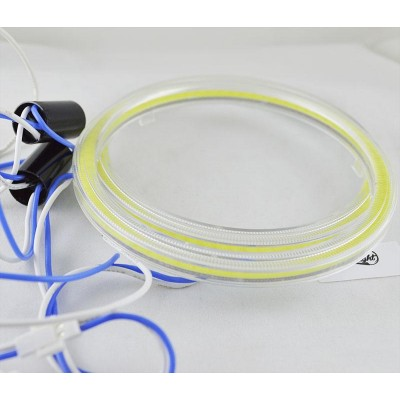 Светодиодные кольца (ангельские глаза) 100-90мм COB суперяркие