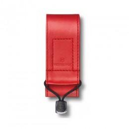 Чохол для ножів Victorinox на липучці 2-4 шари  91-93мм червоний (4.0480.1)