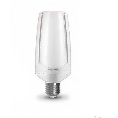 LED Лампа EUROLAMP высокомощная ROCKET 55W E40 6500K