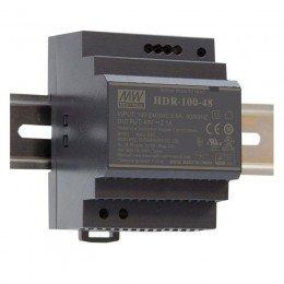 Блок питания Mean Well На DIN-рейку 90 Вт 12V 7,5 А HDR-100-12N