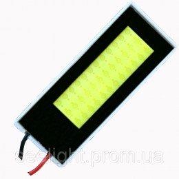 Светодиодная  панель для освещения салона автомобиля 18W
