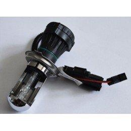 Ксеноновая лампа SL Xenon под цоколь Н4, 55Вт. 5000К.,  разъем KET, AC