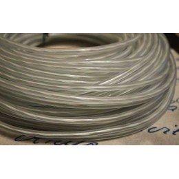 Электролюминесцентный провод (холодный неон) III поколение, диаметр- 5мм., цвет- бирюзовый