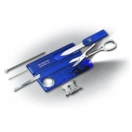 0.7322.T2 Набір Victorinox Swiss Card Lite синій